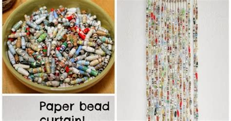 Paper Bead Curtain! Hotel Quality Shower Curtain Rod Maker In Metro Manila Pottery Barn Blackout Curtains Reviews Hooks Target Photo Booth Towel Holder Clip Rings Argos Silver Rail