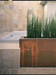 48 Bathroom Interior Ideas With Flowers And Plants