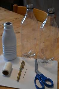 Deco De Noel Avec Bouteille En Plastique : decoration de noel avec du recyclage ~ Dallasstarsshop.com Idées de Décoration