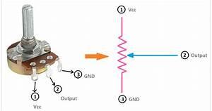 10k Ohm Potentiometer Switch Wiring Diagram