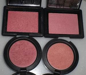 Make Up Galore: NARS orgasm, Deep throat VS MAC Peachykeen ...