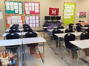 High school classroom organization: Arranging the desks ...