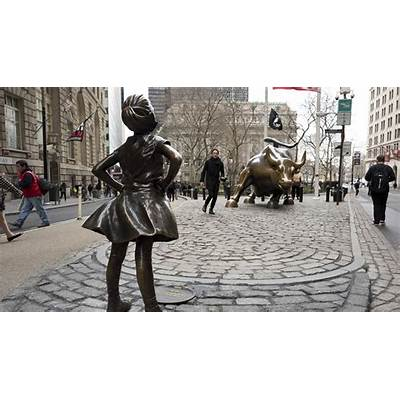 NYC's Fearless Girl Statue Can Stay Through 2018