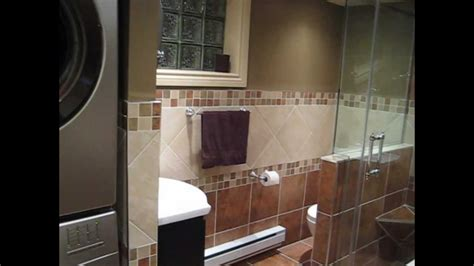 basement laundry room bathroom youtube
