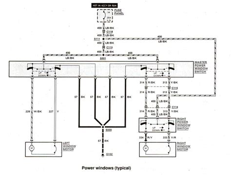 97 Explorer Engine Wiring Harnes by Ford Ranger Bronco Ii Electrical Diagrams At The Ranger