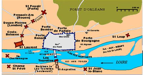 the siege of orleans battle of orleansin joan of arc 39 s footsteps