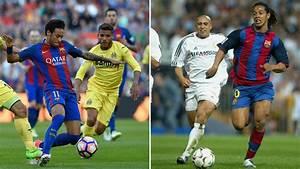 Ronaldinho vs. Neymar: Who is the king of dribbling ...