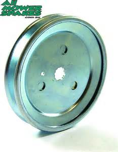 buy murray splined spindle deck pulley 494199 94199 all mower spares