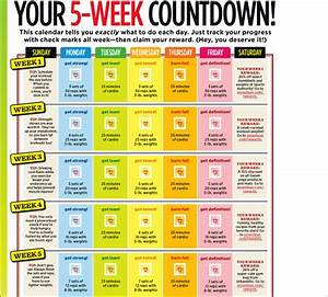 Weight Loss Countdown Chart Pin By Catherine Slagle On Thingsthatmatter Weekly