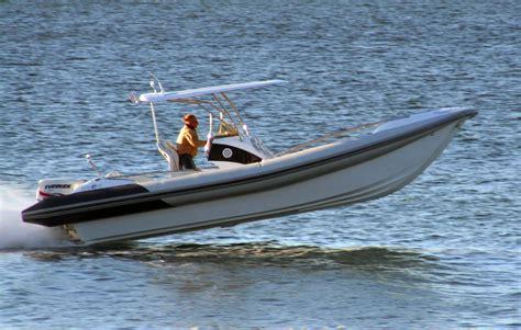 Hydrofoil Pontoon Boat by 8 5m Rigid Boat Rib Boats Hysucat