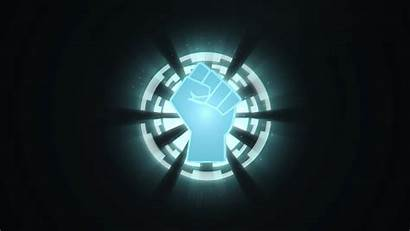 Empire Revenge Flag Techno Thrawn Wars Star