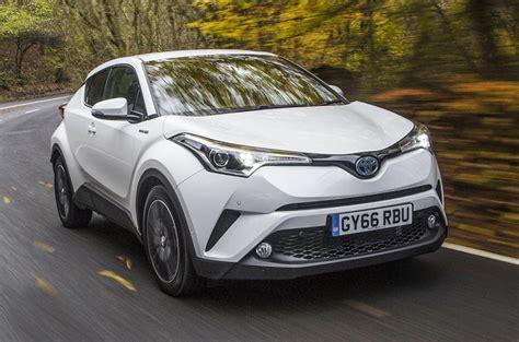 toyota chr hybrid erfahrungen 2017 toyota c hr hybrid excel review autocar
