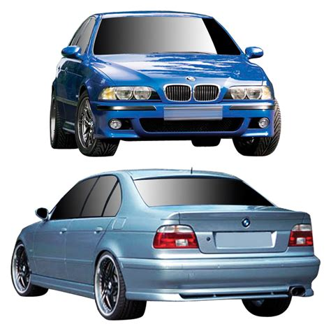 Duraflex E39 M5 Look Body Kit 4 Pc For 5series Bmw 9703