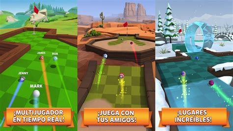 Los mejores juegos multijugador android para descargar gratis, donde puedes jugar online y desafiar a tus amigos o a un equipo opuesto. Golf Battle: NUEVO JUEGO MULTIJUGADOR ONLINE para ANDROID - Sandro17 - YouTube