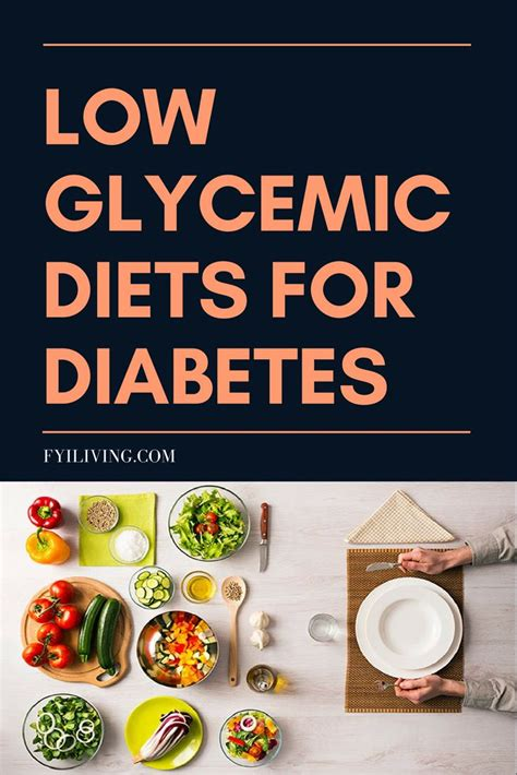 pin  glycemic index info
