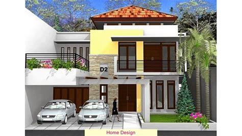 desain rumah tingkat rumah desain minimalis