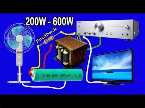 Tl494 Inverter 12v 220v by How To Make Inverter 12v To 220v 240v 500w Part2
