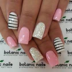 Best pink color nail art trendy mods