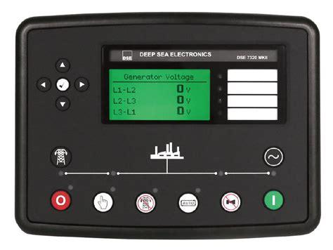 deep sea electronics dse7320 mkii auto mains failure
