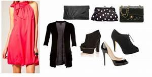 comment accessoiriser une robe rose pour un mariage With accessoiriser une robe noire pour un mariage