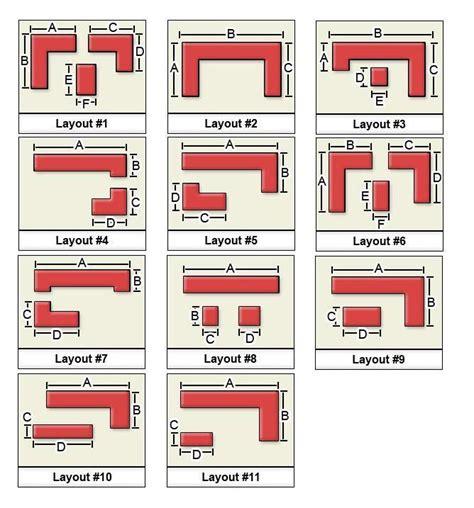 best kitchen layout home furniture