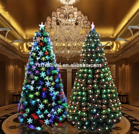 fiber optic christmas tree 7ft doliquid