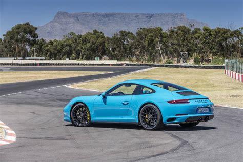 Porsche 911 4 Gts Cabriolet by 2017 Porsche 911 4 Gts Review Gtspirit
