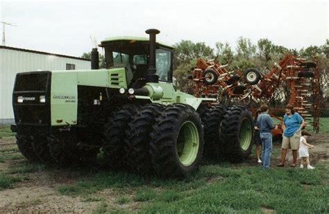 Steiger   Tractors, Big tractors, Tractor manufacturers