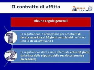 Il contratto di locazione: come e quando registrare