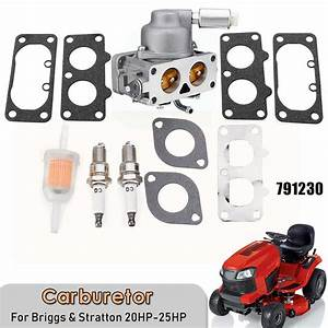 Carburetor Tools Kit For Briggs And Stratton 20hp 25hp