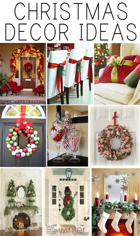 Get Inspired Christmas Decor Ideas  How To Nest For Less™