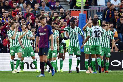 Video resumen con los goles y las mejores jugadas del FC Barcelona - Real Betis
