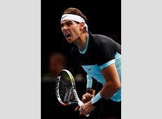 Rafael Nadal saves match point in win over Kevin Anderson
