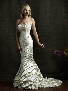 mermaid sweetheart asymmetrical ruched ivory taffeta With ruched mermaid wedding dress