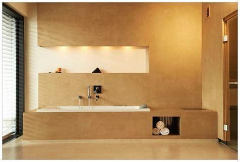 Bad Wände Streichen by Putz Ideen Badezimmer Ideen Fa R Ihr Badezimmer