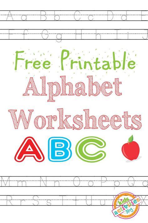 preschool free worksheet printables free printable preschool alphabet handwriting worksheets 468