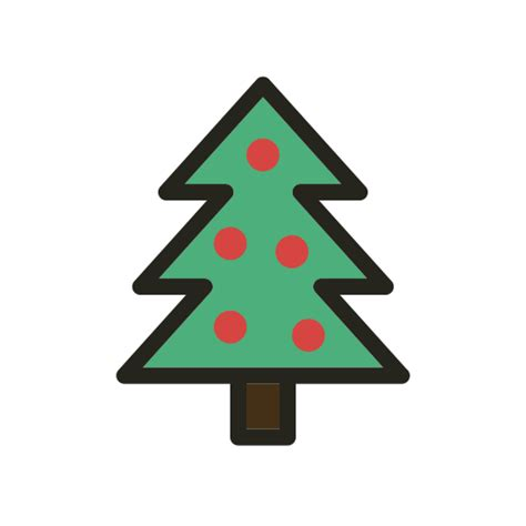 christmas christmas tree holidays tree icon icon
