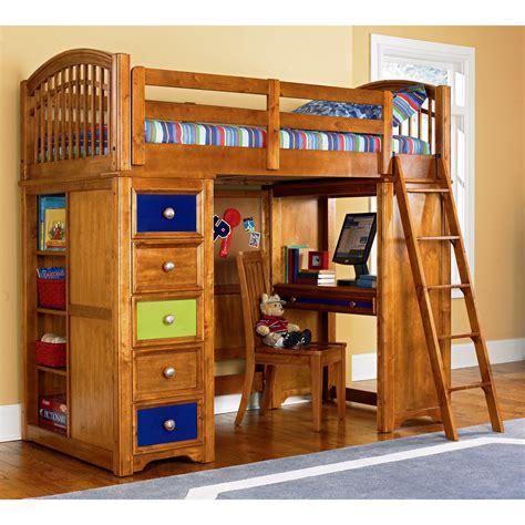 kids loft bed and desk kids bedroom with white wooden loft bunk bed study desk
