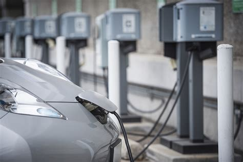 Electric Car Charging Stations Are Coming To The Mass Pike