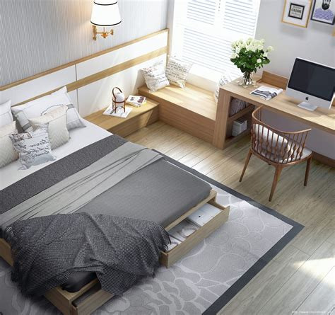 5 Bedrooms That Look Upscale Despite Their Modest Size by Sophisticated Small Bedroom Designs