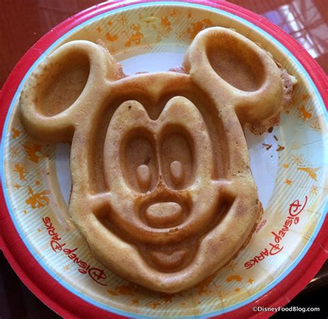 disney cuisine how to mickey waffles at home the disney food