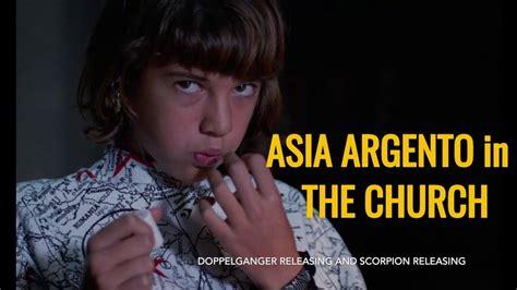 Asia Argento In The Church [horror Movie] Clip