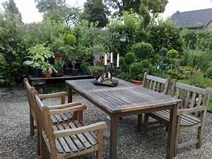 Terrasse Aus Kies : kiesterrasse ~ Markanthonyermac.com Haus und Dekorationen