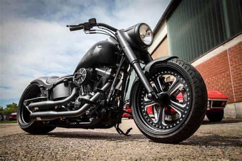 Omg! Harley Softail Custom Fat Boy By Rick's Motorcycles