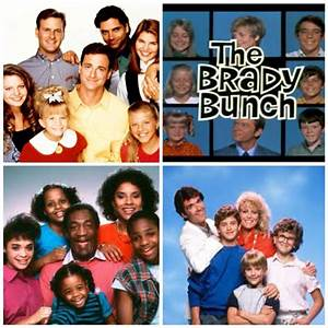 My preteen years consisted of these old TV shows.   Movies ...