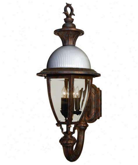 hanover lantern b154fsmabsjc3 merion medium 3 light