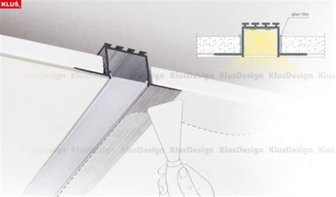 klus design releases new led lighting extrusion kozel
