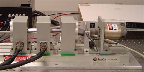 general purpose amb test rig facilities center  rotating machinery dynamics  control