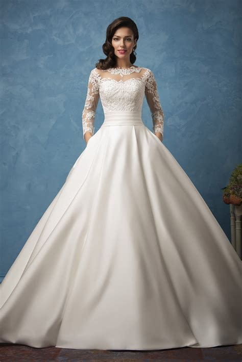amelia sposa wedding dresses  collection   day