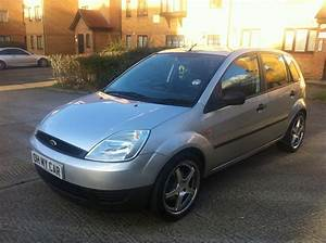 2005 Ford Fiesta 1 4 Finesse 5dr Auto Hatchback